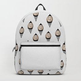 Ice Cream with Ink Topping Backpack