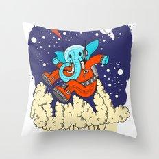 kukul Throw Pillow