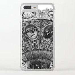 Swing Carousel Clear iPhone Case