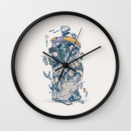 CAN CNTRL Wall Clock