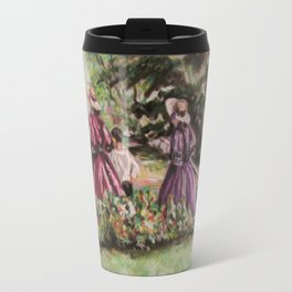 Path of Colors Travel Mug