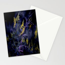 purple and yellow Stationery Cards