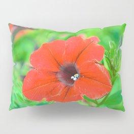 Red velvet by #Bizzartino Pillow Sham