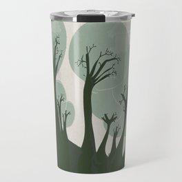 Trees 3 Travel Mug