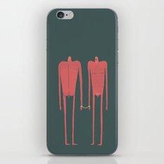Locked iPhone & iPod Skin