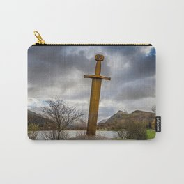 Sword of Llanberis Snowdonia Carry-All Pouch