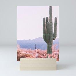 Warm Desert Mini Art Print