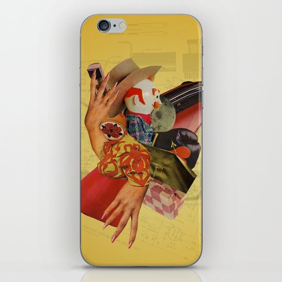 The Most Polite Restraint iPhone Skin