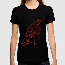 Red Raven T-shirt