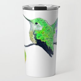humming birds Travel Mug