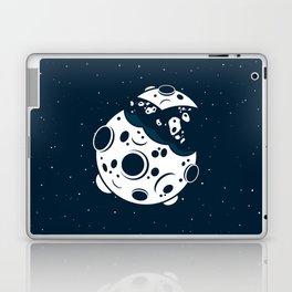 Broken Moon Laptop & iPad Skin
