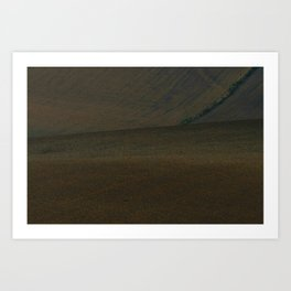 Tuscany close-up Art Print