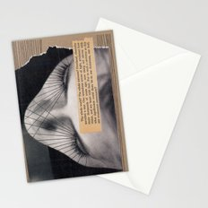Universe Collage Stationery Cards