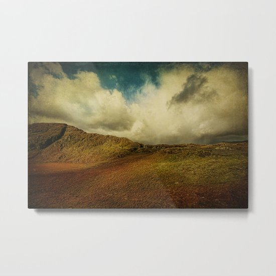 Wild & Rugged Metal Print