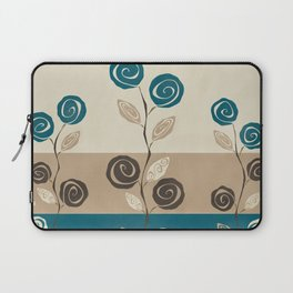 How Does Your Garden Grow Laptop Sleeve