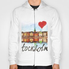 I love Stockholm Hoody