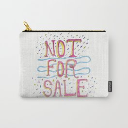 Not For Sale Carry-All Pouch