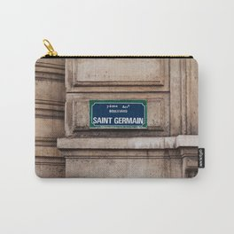 Saint Germain II Carry-All Pouch