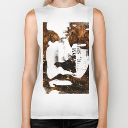 Freedom of the Spirit - rusted root version Biker Tank