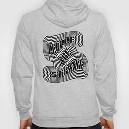 Strange People Hoody