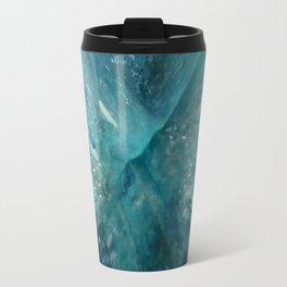 Aqua Aura Quartz Travel Mug