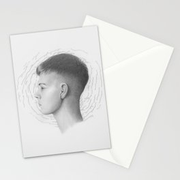 Seb l'explorateur Stationery Cards