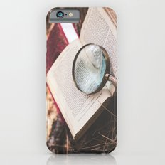 learn + explore. Slim Case iPhone 6s