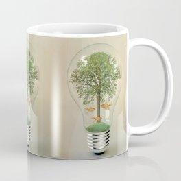 Paradise Goldfish Coffee Mug