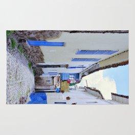 Cobbled street Rug