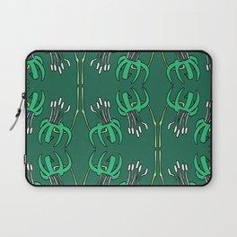 Arsenic Green Laptop Sleeve