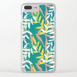 Rotorua Clear iPhone Case