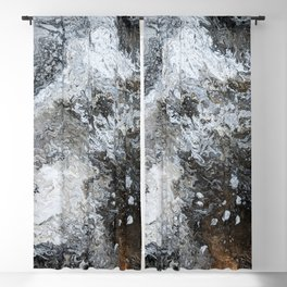 Marble & Copper 2 Blackout Curtain