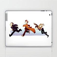Awful Lot of Running Laptop & iPad Skin