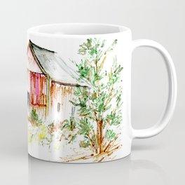 Old Tobacco Barn Coffee Mug