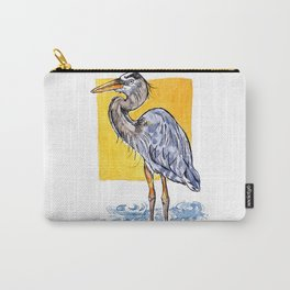 Heron Wading Carry-All Pouch