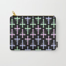Crosses with Beads Carry-All Pouch