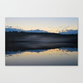 Solace in Solitude Canvas Print