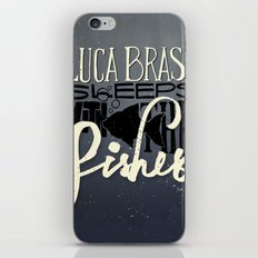 Luca Brasi Sleeps With The Fishes. iPhone & iPod Skin