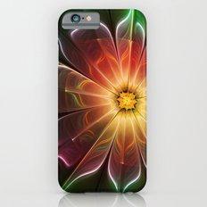 Neon Flower Slim Case iPhone 6