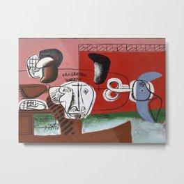 Le Corbusier - Taureau (Bull) , 1956 (RARE) Metal Print