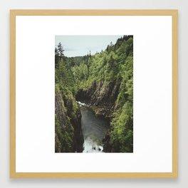 Capilano  Framed Art Print