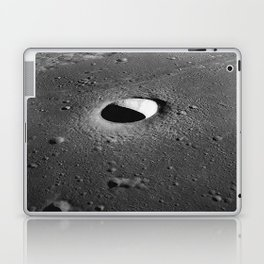 Apollo 10 - Moltke Moon Crater Laptop & iPad Skin