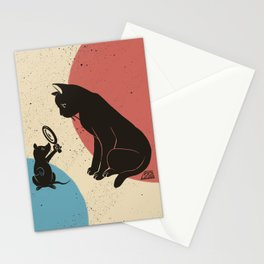 Fortune-telling Stationery Cards