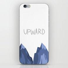 Upward iPhone & iPod Skin