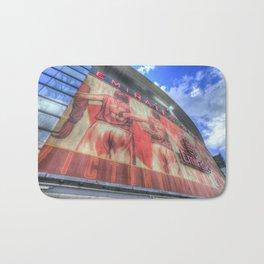 Arsenal Football Club Emirates Stadium London Bath Mat