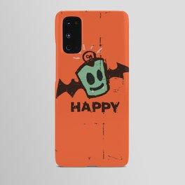 HAPPY halloween Android Case