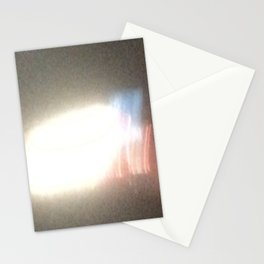 Abstracte Light Art in the Dark Version 30 Stationery Cards