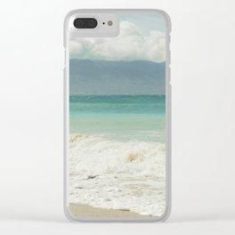 Kapukaulua - Purely Celestial Clear iPhone Case