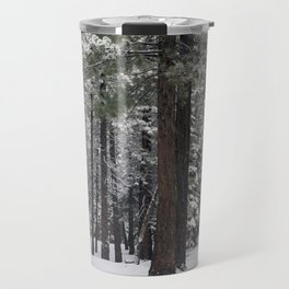 Winter Forest - Carol Highsmith Travel Mug