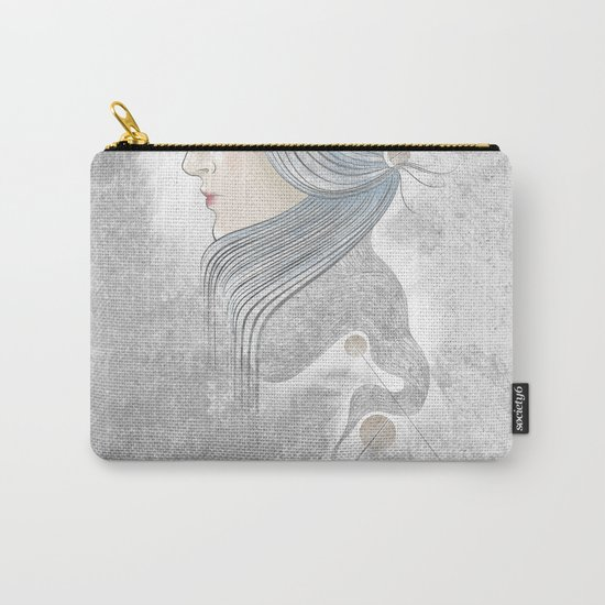 The waterfall of Subconsciousness Carry-All Pouch